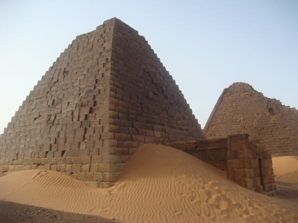 meroe-pyramids
