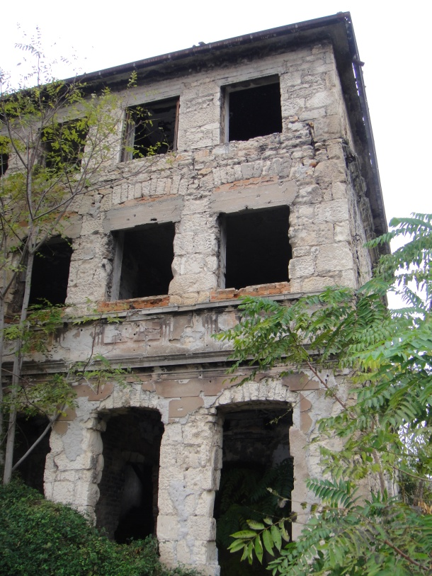 Mostar, Bosnia War Damage