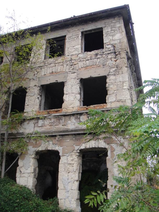 Mostar, Bosnia War Damage