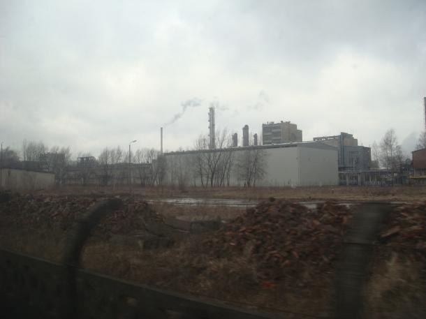 Ocsweim industrial scene