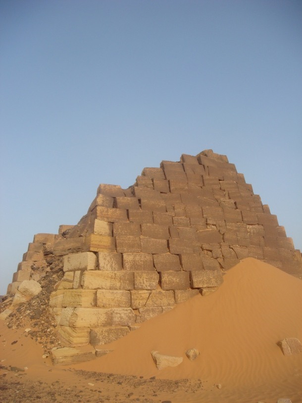 pyramids-meroe-sudan