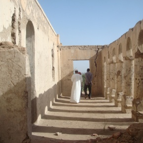 A Fallen Monarchy: Visiting Abdulilah and Argo in Kerma, Sudan