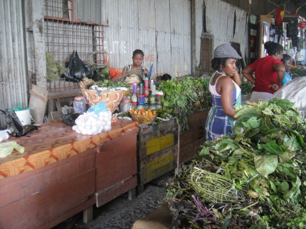 Voodoo market