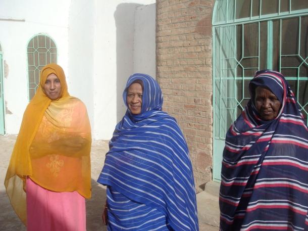 women-sudan