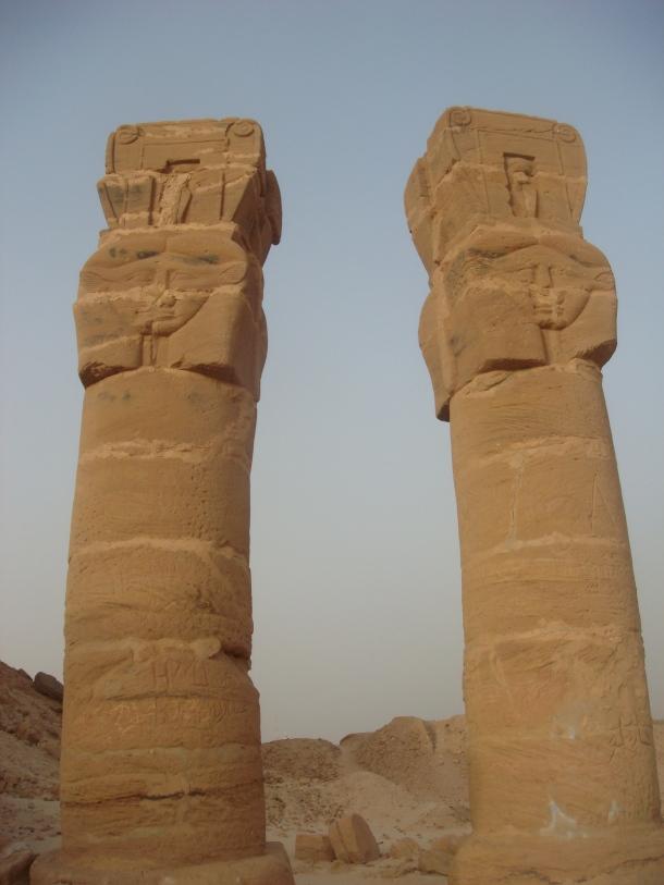 Jebel-Barkal-cobra-temple
