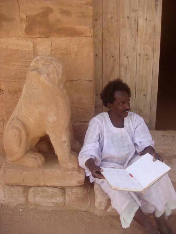 lion-temple-sudan