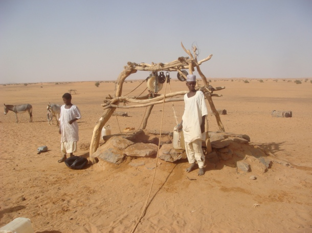 nomadic-well-sudan