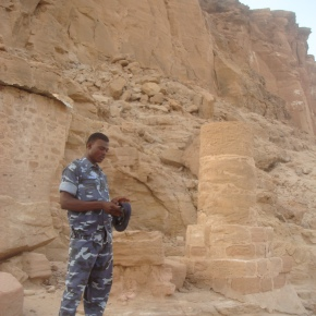 Jebel Barkal and The Cobra Temple ofSudan