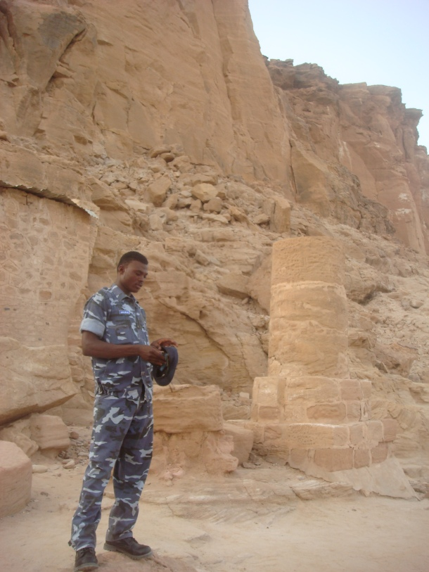 paramilitary-police-temple-of-amun