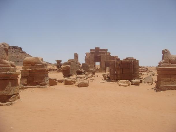 temple-of-amun-naqa