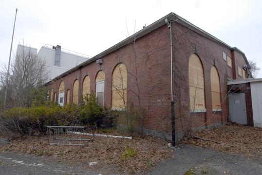 Tesla's Wardenclyffe laboratory