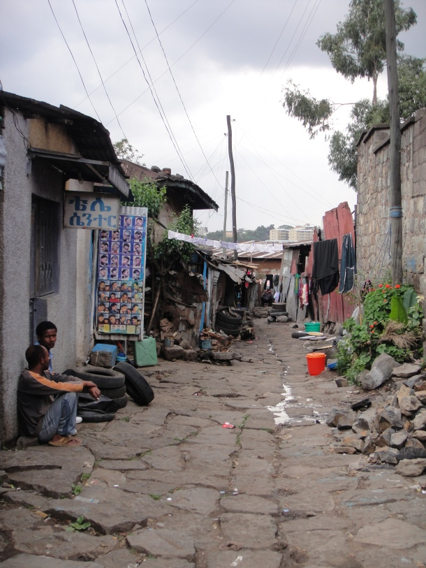Poverty in Addis Ababa