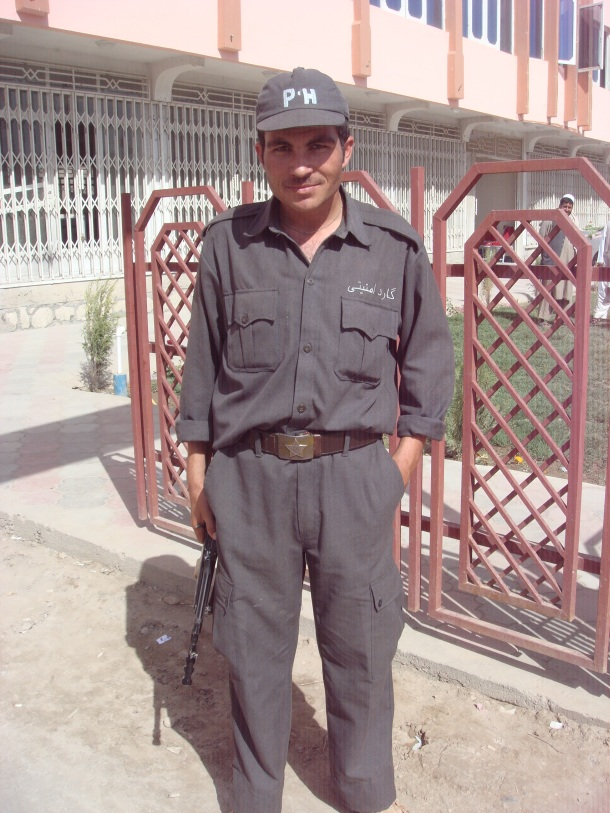 afghan guard kunduz