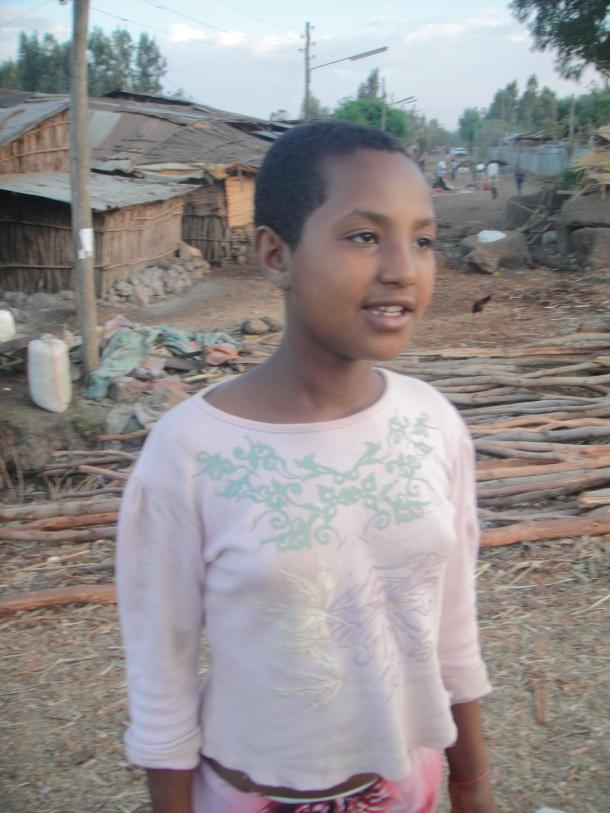unattractive girl in Bahir Dar