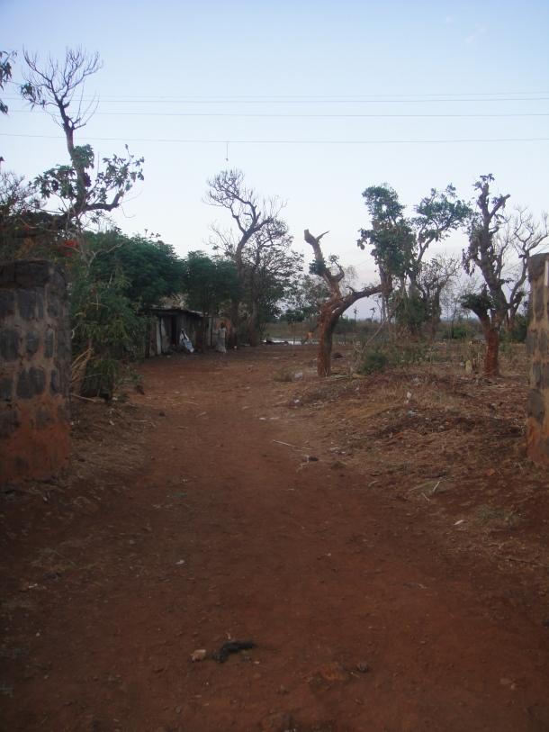 Bahir Dar poor village