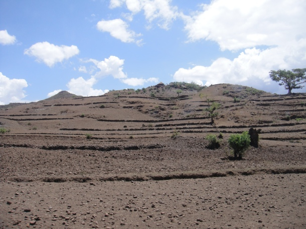 Ethiopia mountains