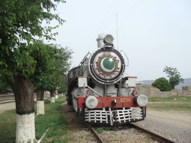 Golra-Railway-Museum-Pakistan-Railways
