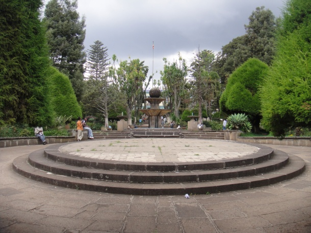 haile selassie palace