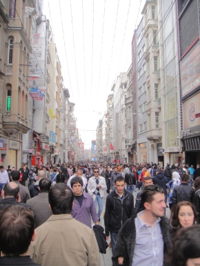 A (Brief) Return ToIstanbul