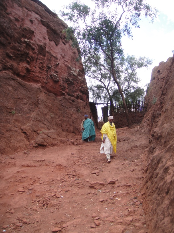 Lalibela - the southeastern group of churches