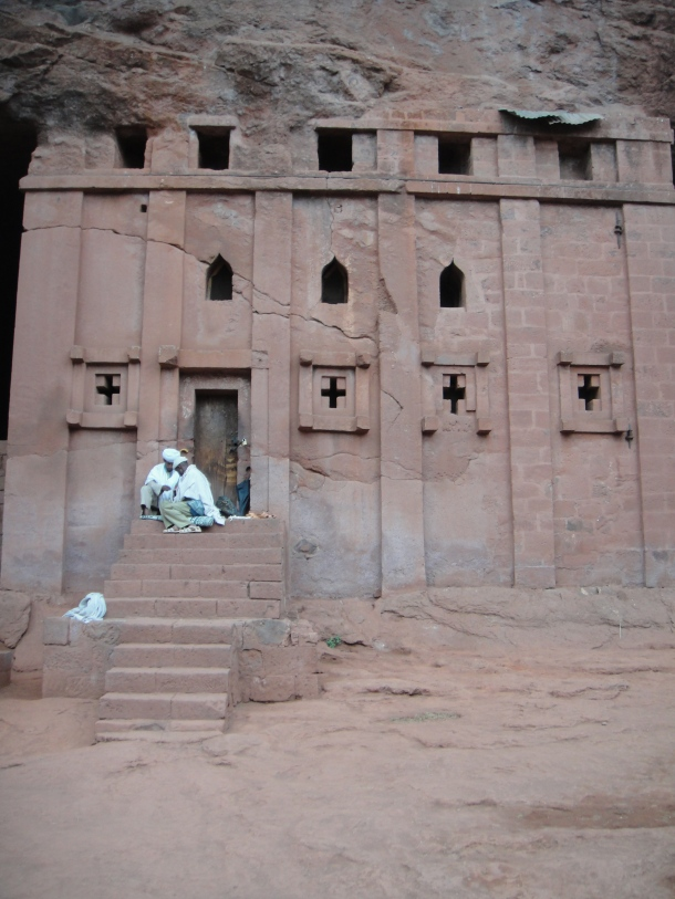 Bet Abba Libanos, Lalibela - the southeastern group