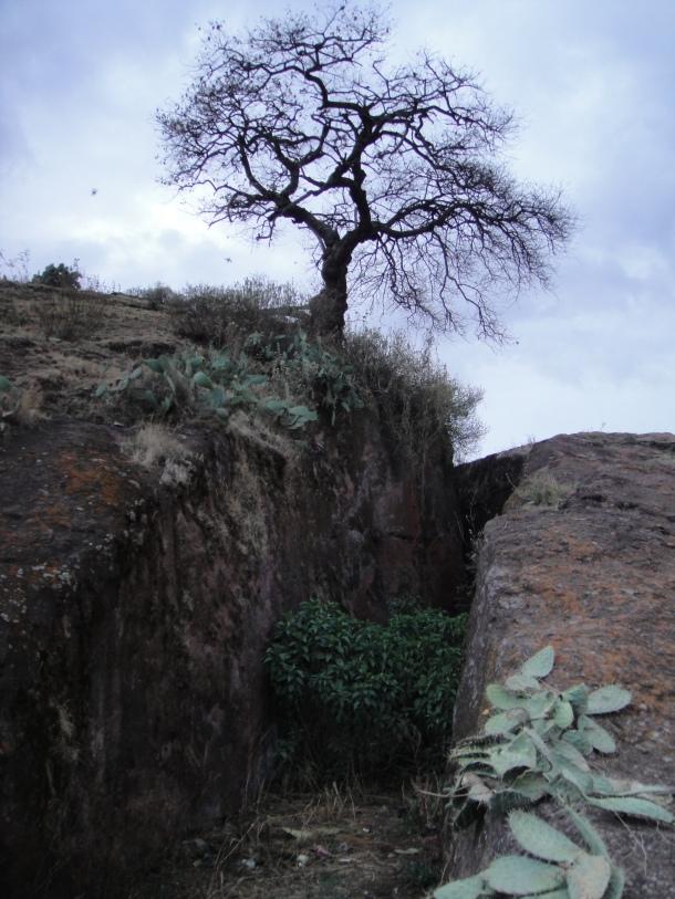 Lalibela churches - the southeastern group