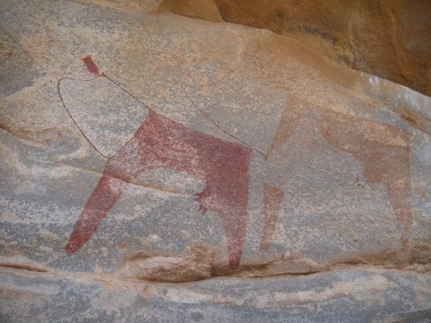 Las Geel  Cave Art