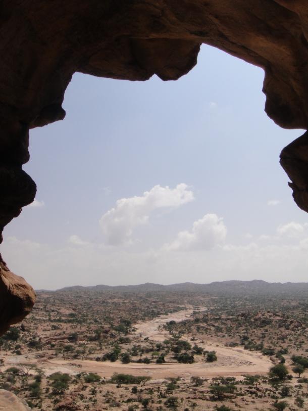 Las Geel  Cave