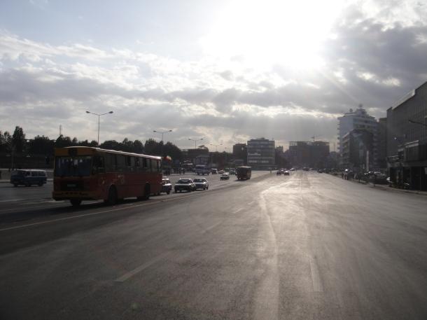 meskal square addis ababa