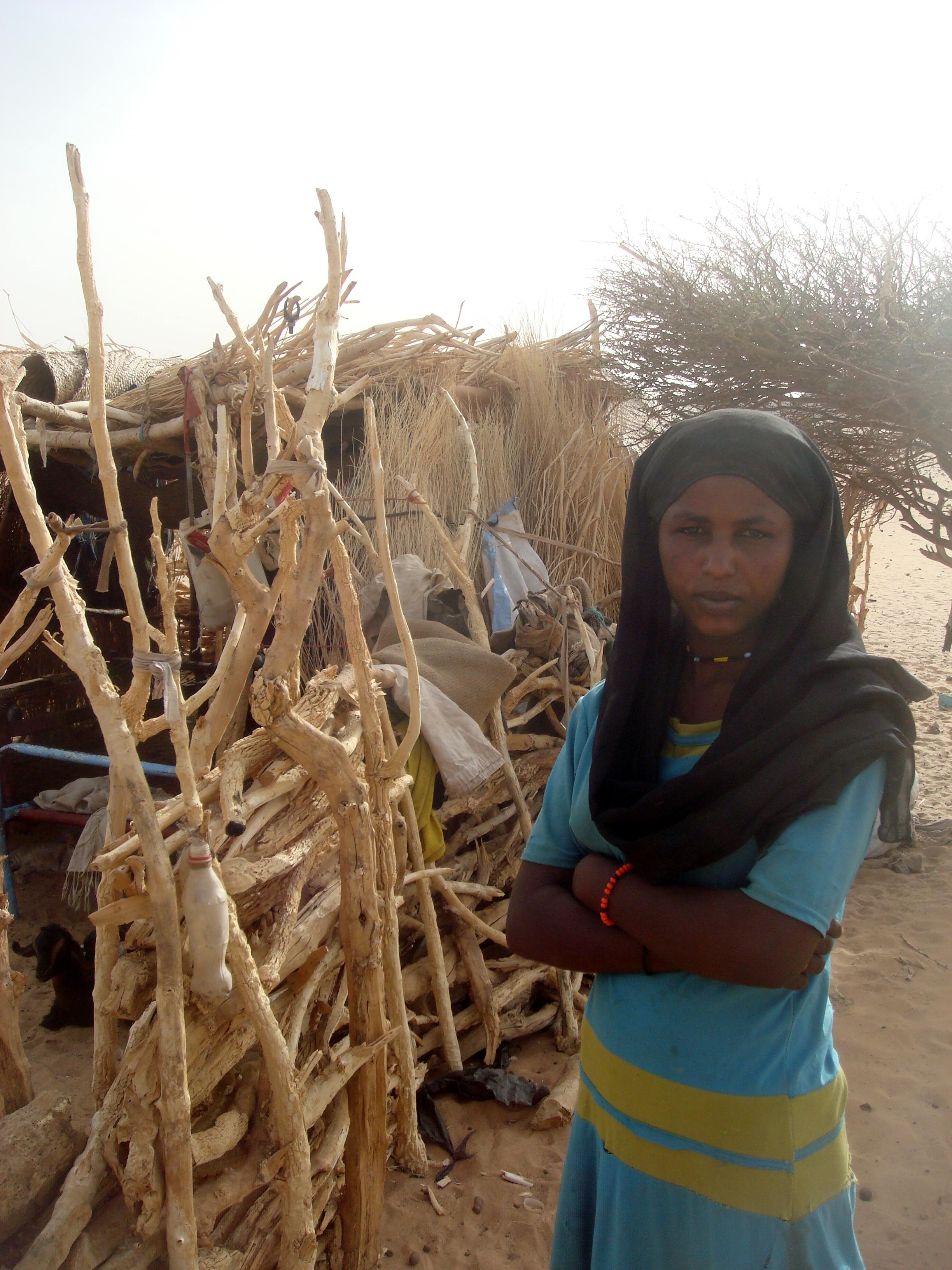 Nomadic Life In Sudan