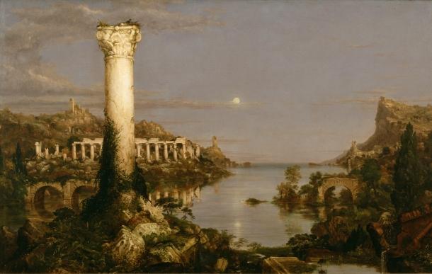 Thomas-Cole-The-Course_of_Empire_Desolation_1836