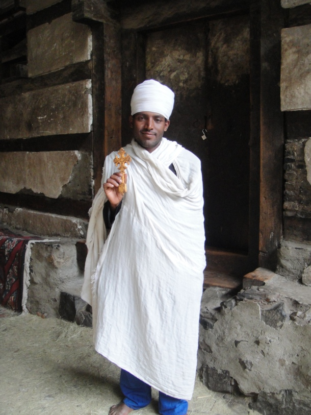 yemrehanna kristos priest