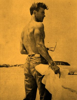 Frank Frazetta in his prime