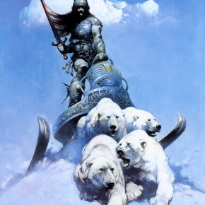 Paintings of the Day: Frank Frazetta