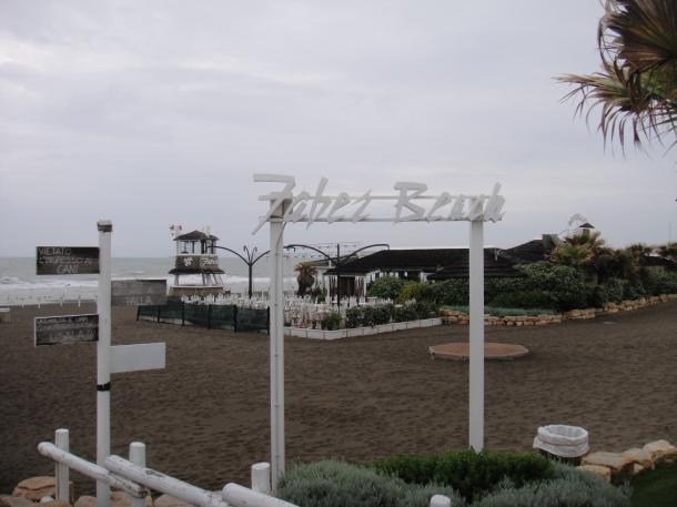 Faber Beach Ostia