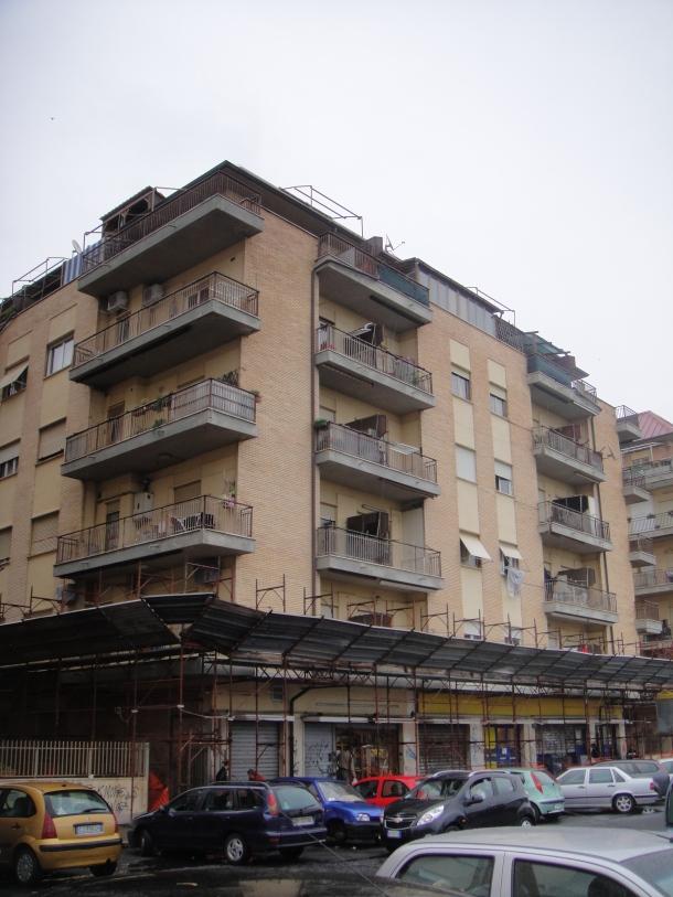 Piazza Gasparri Ostia