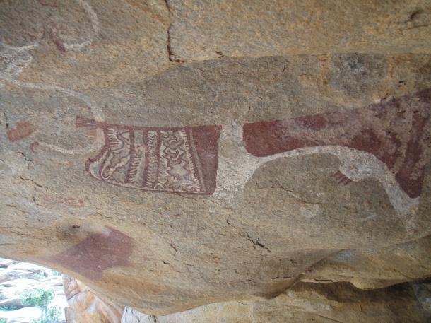laas gaal cave art