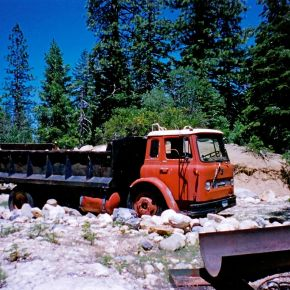 California Ghost Towns: Pine Grove And The Cole Cash (or Comet) Mine