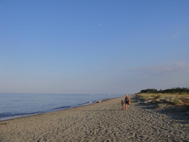 beach corsica