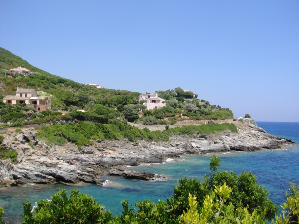 pietracorbara corsica