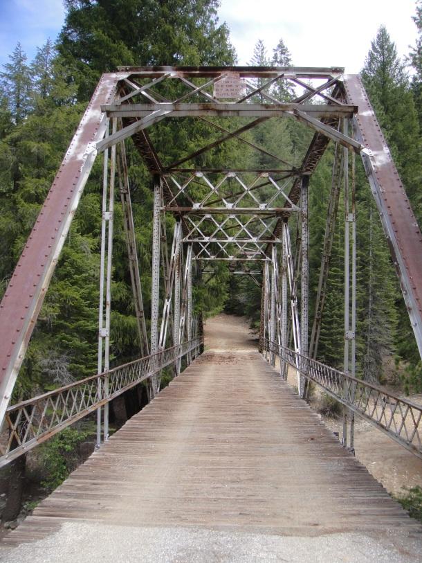 La Porte Bridge
