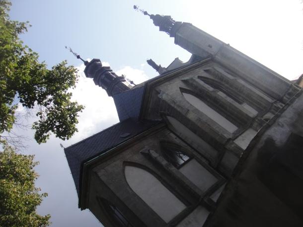 The Bone Church - Kostnice Ossuary In Sedlec