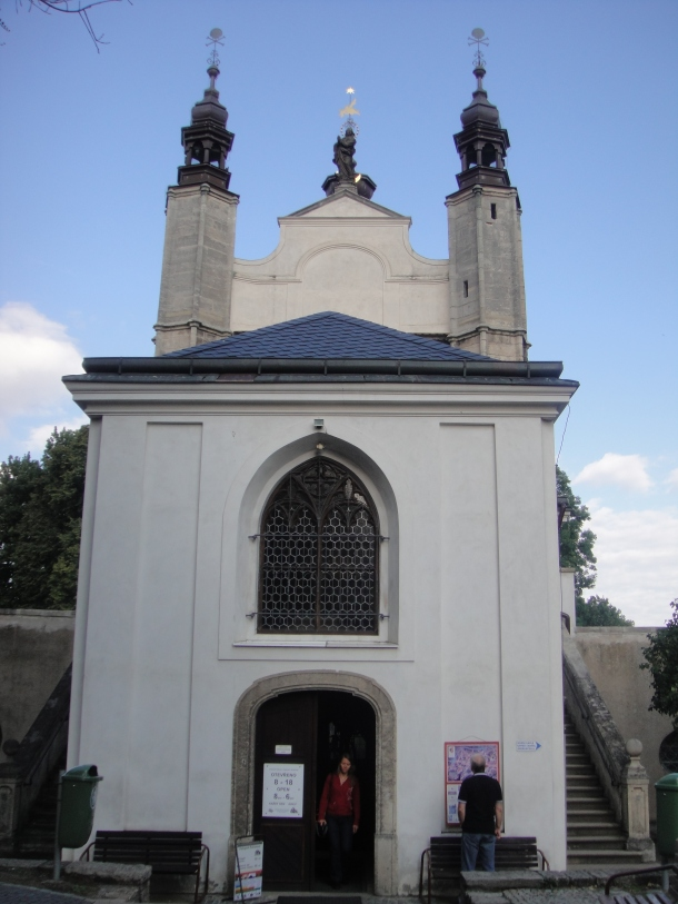 The Bone Church - Kostnice Ossuary In Sedlec
