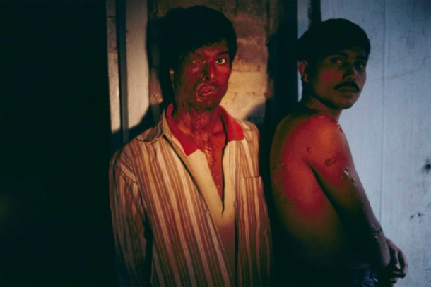 William Albert Allard, Ramprasad and Ramlakhan, Uttar Pradesh, 2002