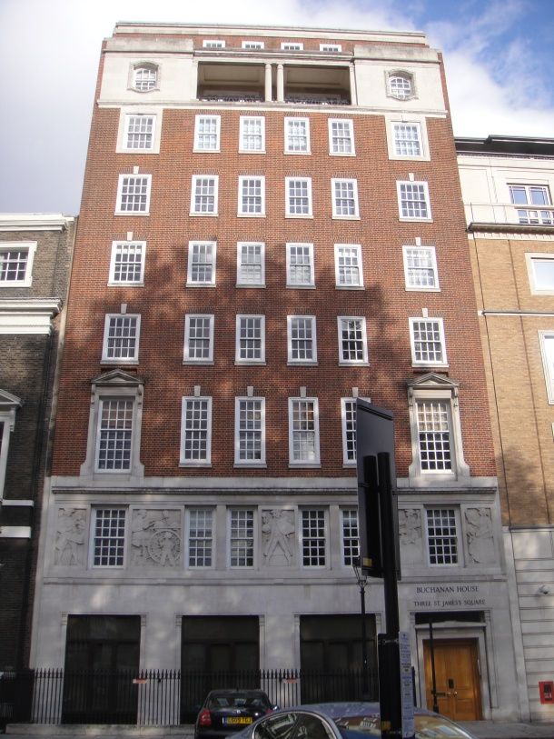 3 St James's Square