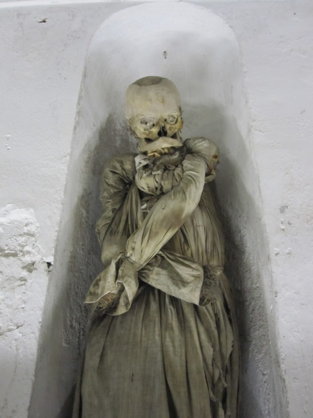 Catacombs of the Capuchins, Palermo Sicily