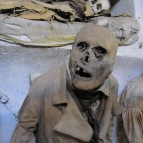 Visiting The Catacombs Of The Capuchins – Palermo,Sicily