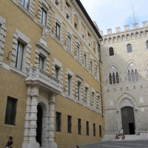 Monte dei Paschi di Siena: The World's Oldest Bank