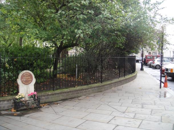 Yvonne Fletcher Memorial