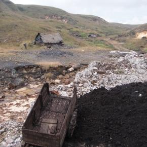 Coal Mining On The MeghalayaPlateau
